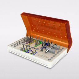 Tapered Internal HD Chirurgie Kit
