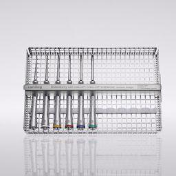 Osteotomie-Set CAMLOG® / CONELOG® SCREW-LINE, gerade-konkav