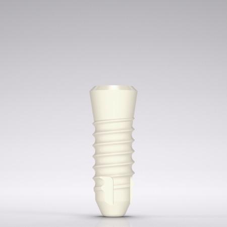 CERALOG® Hexalobe Implantat, inkl. Verschlusskappe, Ø 4.0