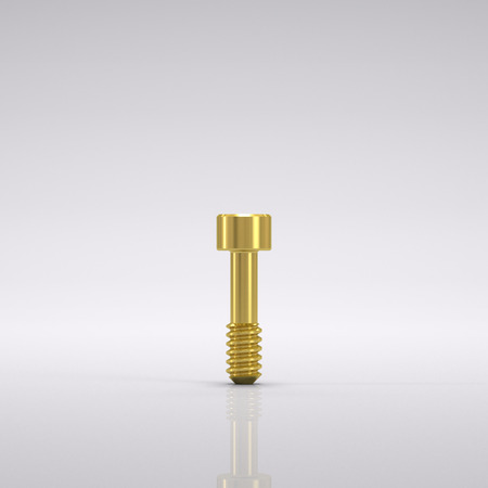 CERALOG® Goldabutmentschraube, L 7.3, M 1.6