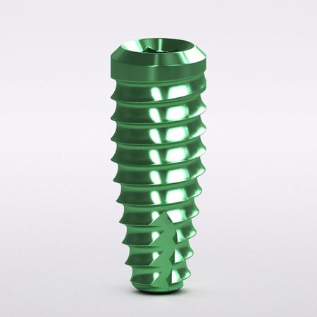 Übungsimplantat Tapered Internal Plus Implantat  Ø 4.6, H 12, Plattform Ø 3.5