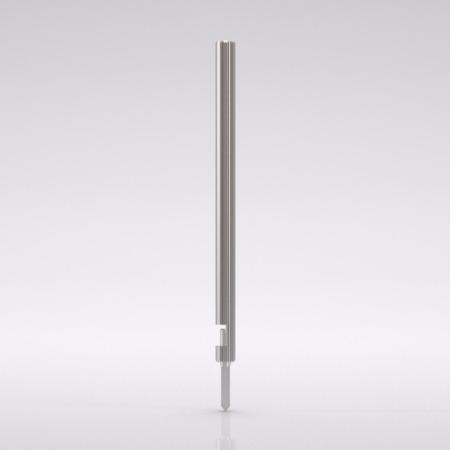 Nacharbeitsinstrument, Basis für Stegaufbau, Schraubensitz, Ø 5.0 / 6.0, L 10.4