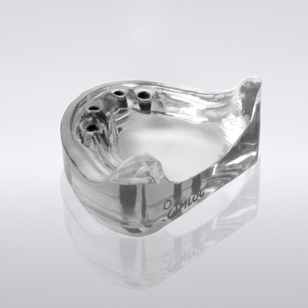 CAMLOG® Schaumodell, Acrylglas